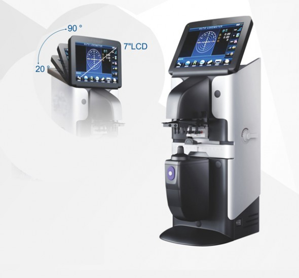 auto-lens-meter-gd6045-touch-screen