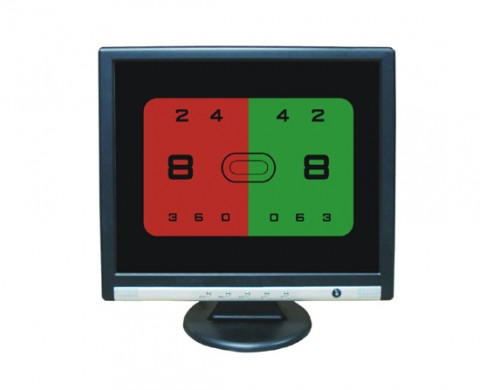LCD-Visual-Chart-GD8601