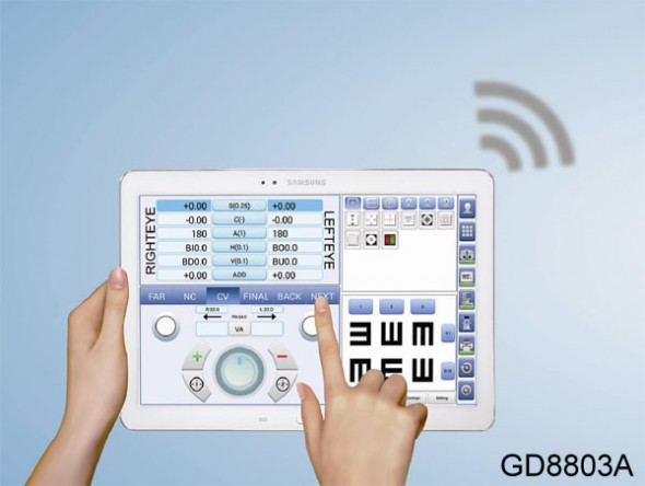 Wireless-Control-GD8803A
