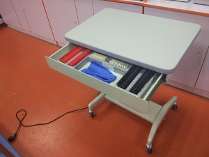 Motorized Working Table